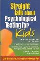 Straight Talk about Psychological Testing book cover